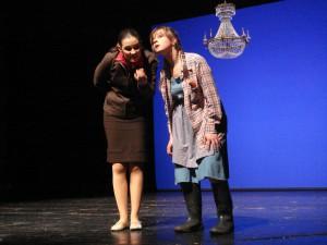Scherz, Satire, Ironie..., Anja S. Gläser und Lena Prediger, 2007