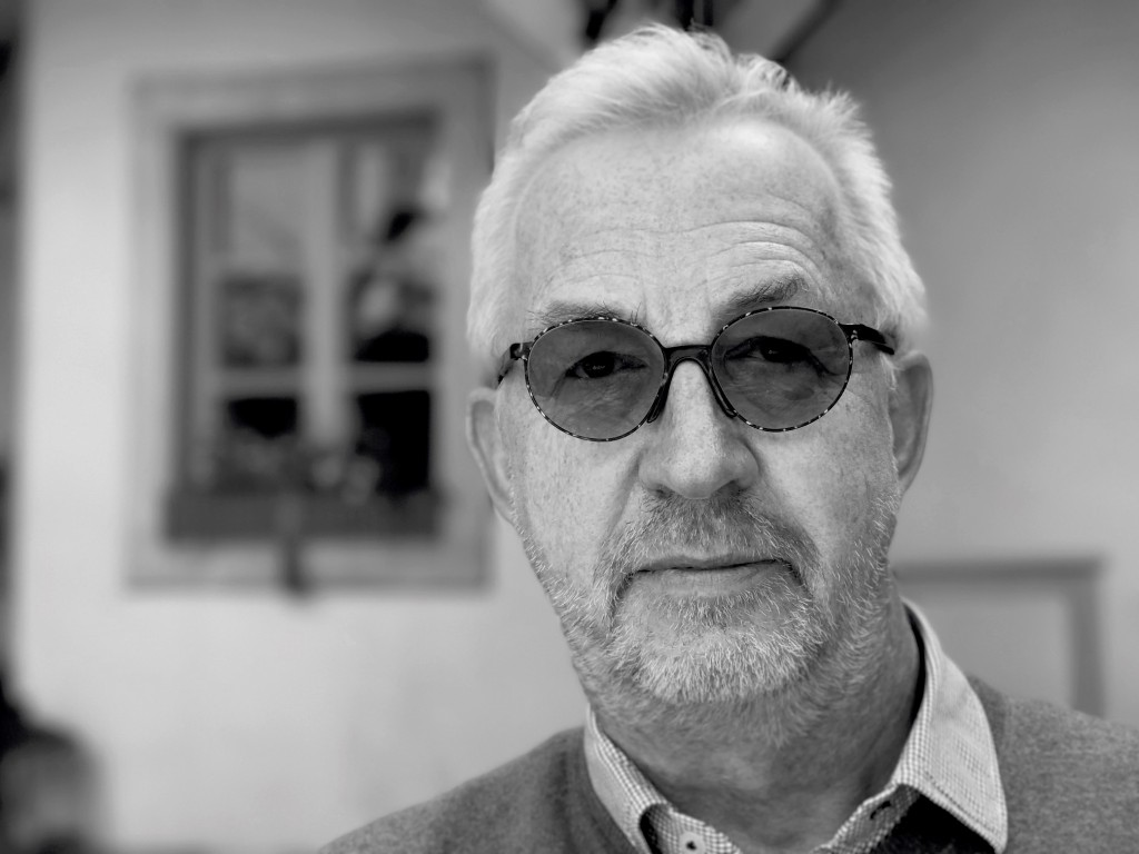 Ulrich Poessnecker, Foto Christian Klein, Würzburg 2017