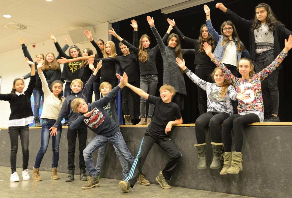 Guano, Spielgruppe Fliedner Schule, Wiesbaden