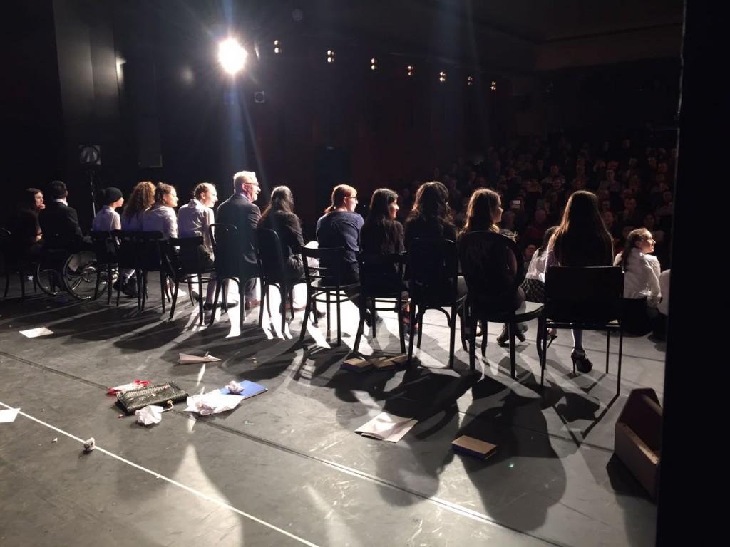 Bock auf Schule Echt?, Schultheater, Premiere, Staatstheater 2018